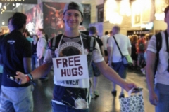 gamescom 2015 free_hugs